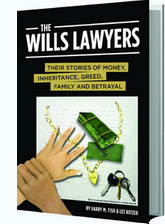 The Wills Lawyers front cover