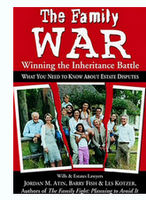The Family War front cover